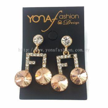 Yona Fashion Stud New Design Earring