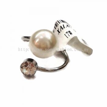 Yona Fashion Pearl Stone Ring
