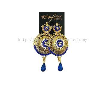 Yona Fashion Traditional Stud Earring