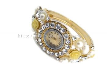 YONA FASHION STONE WATCH BANGELS