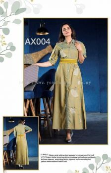 YONA FASHION LONG KURTI