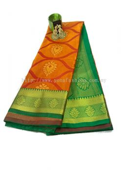 SILK SAREE ( MULTICOLOUR )