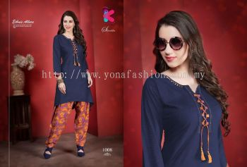 READYMADE SALWAR / PATTIYALA SUIT
