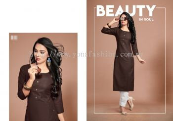 LONG KURTI ( MULTICOLOUR )