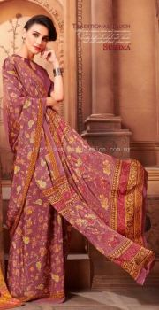 JAPAN SILK/CREPE SAREE