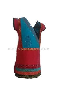 SILK COTTON KURTI FOR GIRLS