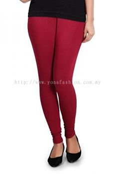 WOMEN 'S COLOUR CANDY COTTON LEGGING