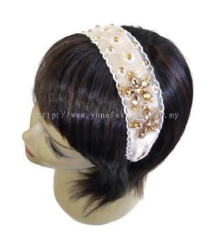 NEW TRENDY FLOWER NET DESIGN  HAIR BAND FOR WOMEN'S /GIRL'S