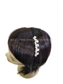 NEW TRENDY STONE HAIR BAND FOR WOMEN'S /GIRL'S
