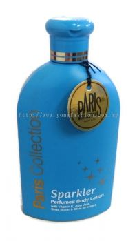 PARIS COLLECTION SPARKLER PERFUMED BODY LOTION (400)ML
