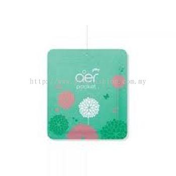 Godrej aer pocket, Bathroom Air Fragrance - Morning Misty Meadows (10g)