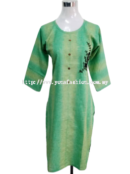MULTI COLOURED SHORT KURTI TOPS WITH STONE WORK