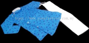 READY MADE TRADITIONAL DESIGNER KURTA (JIPPA) WITH PENTS FOR KIDS AND BOYS .