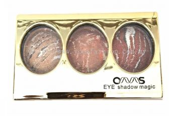 3D Natural Mineral Eyeshadow (Multicolor)-2