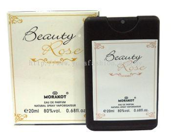 Beauty Rose Pocket Perfume 20ml