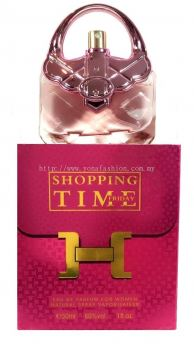 Shopping Time Friday Eau De Parfum 30ml (Pink)