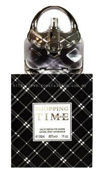Shopping Time Thursday Eau De Parfum 30ml (Silver)