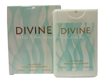 Divine Pocket Perfume