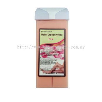 Roller Depilatory Wax (Pink)