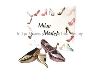 Milan Model Summer Eau De Parfum 100ml (Gold)