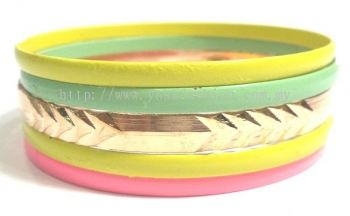 Mix Colour Bangle (Colourful)