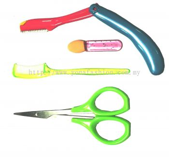 Eyebrow Razor Set (Green)