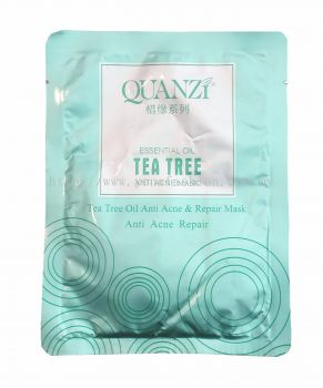 Essential Oil Tea Tree Anti Acne Mask