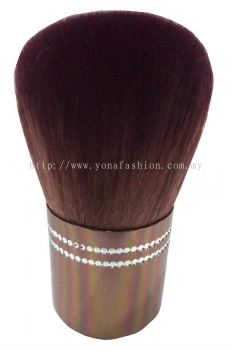 Professional Luxury Design Make-Up Brush (Brown)