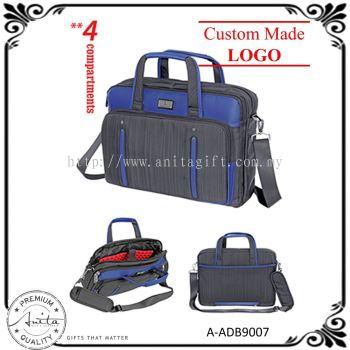 Fashion High Quality Waterproof Portable Travel Document Laptop Bag A-ADB9007