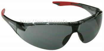 Safety Spectacles, Smoke Lens, SG18C-AF