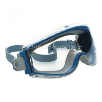 Safety Goggle, Clear Lens, 1011072 Maxx-Pro