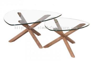 Tripod Coffee Table & Side Table