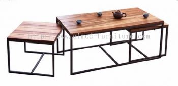 Passion Coffee Table & Side Table