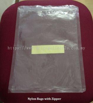 Nylon Bags with Zipper