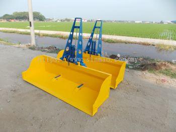 Leveling Bucket SM-LB210 - Sin Mao Engineering Sdn Bhd