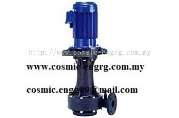 Chemical Vertical Pump equivalent to Super Vertical Pump, SCH Vertical Pump
