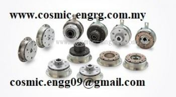 Miki Pulley Clutch