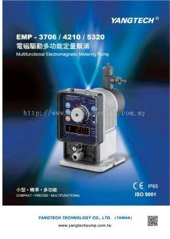 Yangtech Metering Pump EMP Series