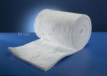 100kg/m3 CERAMIC FIBER BLANKET 25MM (WEST MALAYSIA ONLY)