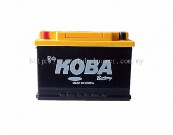 KOBA Maintenance Free Batteries