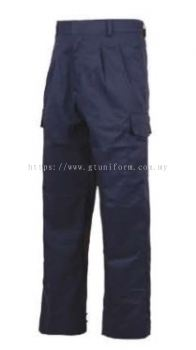 READY MADE PANTS TP06 (N.BLUE)