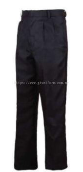 READY MADE PANTS OP10 ( BLACK)