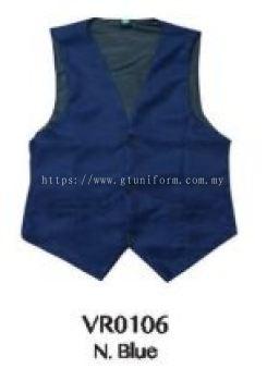 READY MADE VEST VR0106 (N.BLUE)