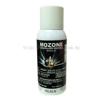 MozOne Aluminum Bottle