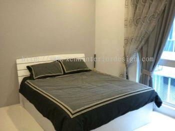Semi-D Bedroom design