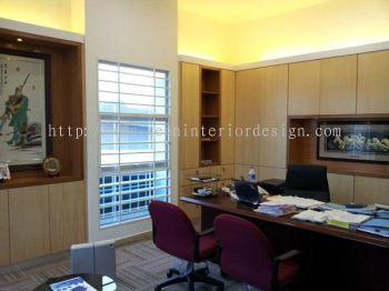 Manager Room Interior Design