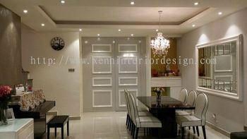 Modern Classic Dining Hall