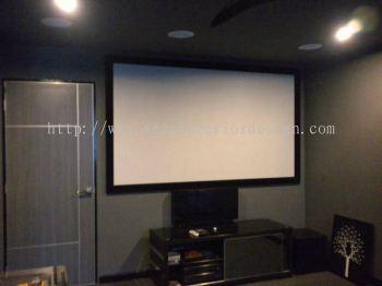 Entertainment Room Design