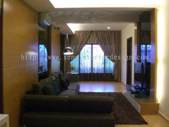 Modern Living Room Design 1