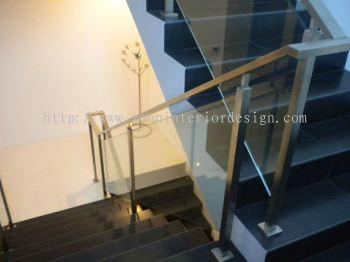 Semi-D Staircase Design